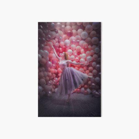 Pink Dream Art Board Print