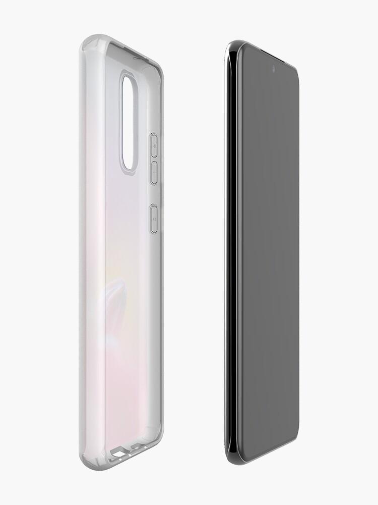 Alternate view of Flower Mystical Case & Skin for Samsung Galaxy