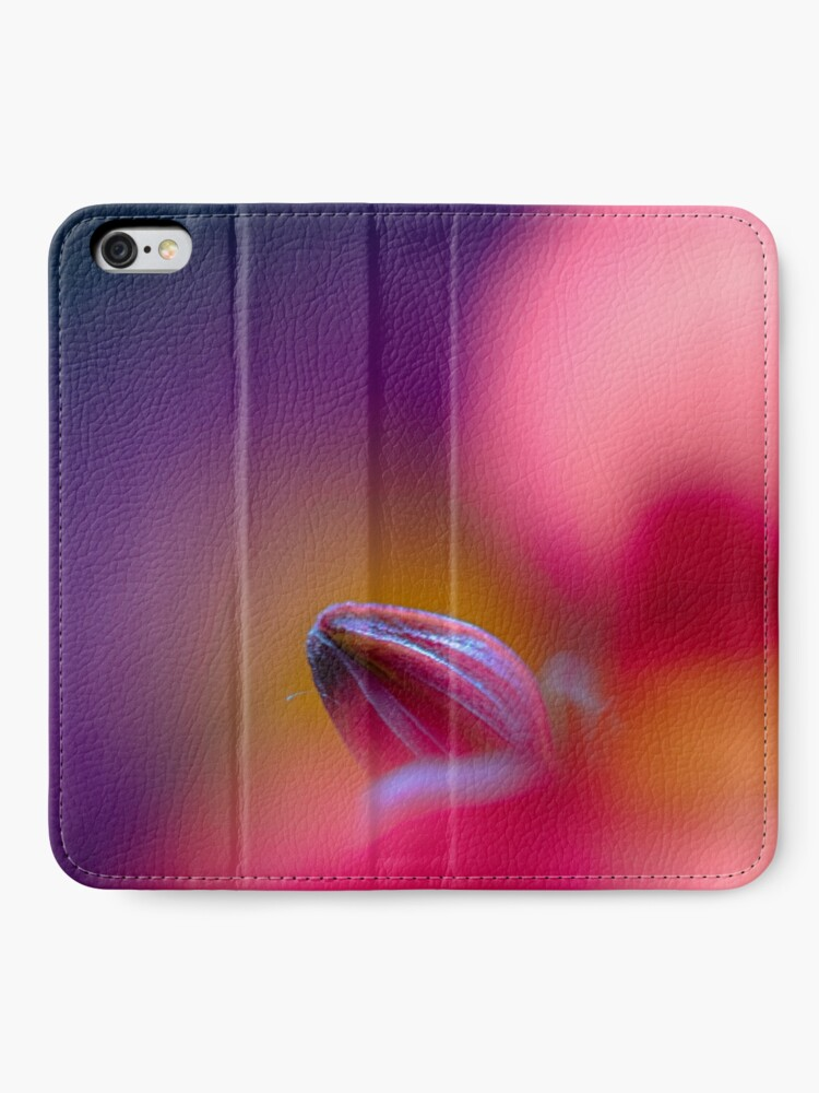 Alternate view of Flower Mystical iPhone Wallet