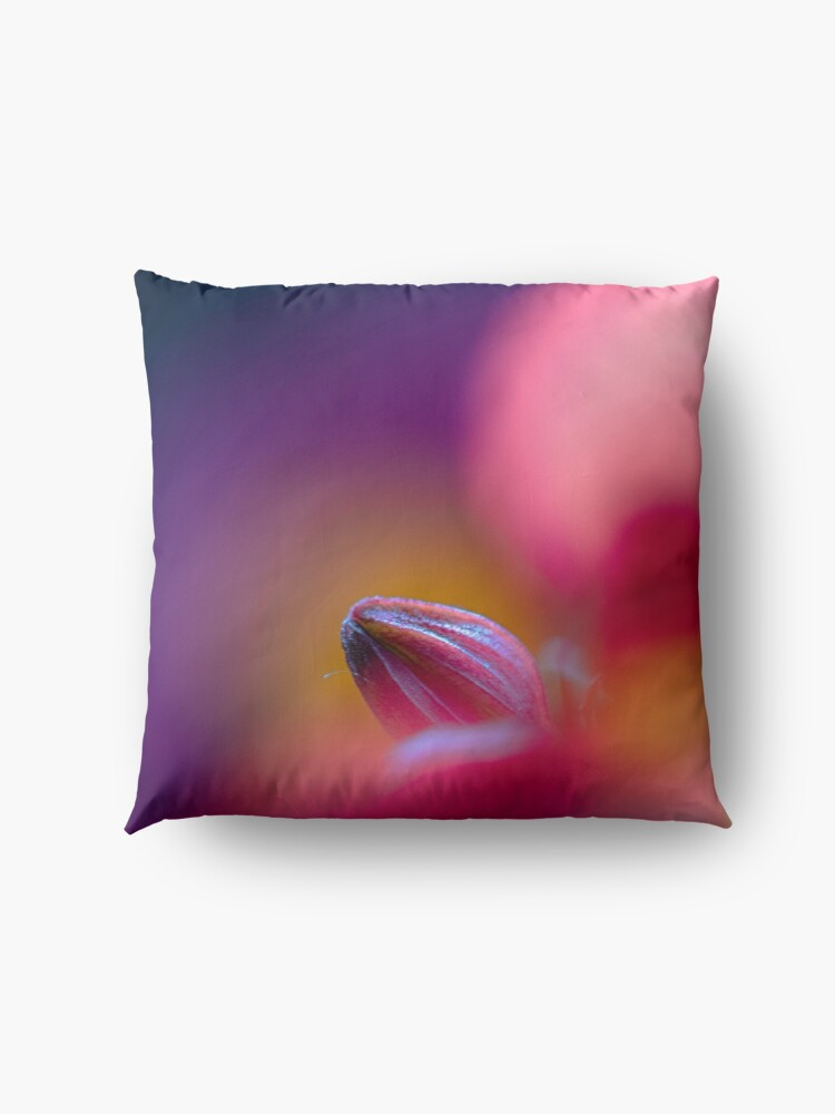 Alternate view of Flower Mystical Floor Pillow