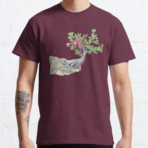 Minimal Desert Rose Classic T-Shirt