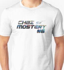 Chaz Mostert - V8 Supercars Art #6 T-Shirt