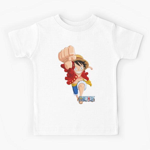 Monkey D Luffy T-shirt enfant