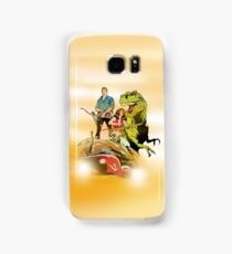 Cadillacs and Dinosaurs - Color Samsung Galaxy Case/Skin