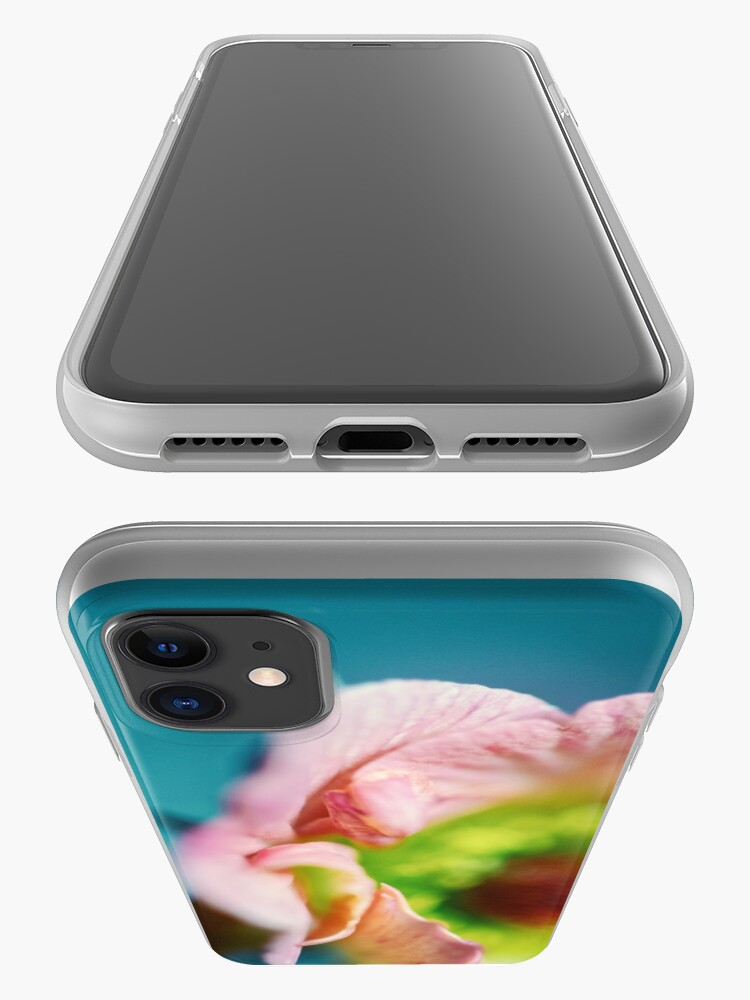 Alternate view of Flower Mystical iPhone Case & Cover