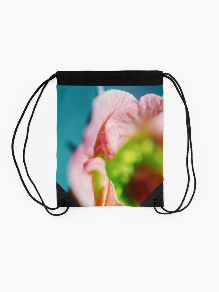 Alternate view of Flower Mystical Drawstring Bag