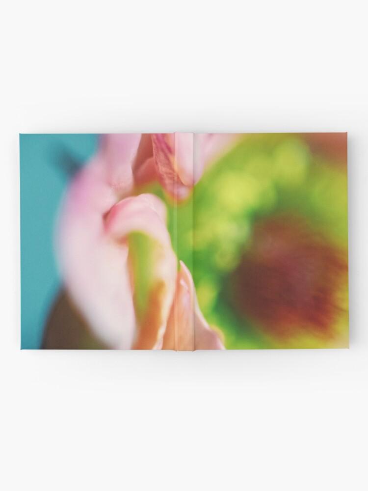 Alternate view of Flower Mystical Hardcover Journal