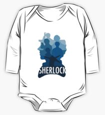 Sherlock ~  A Study to the Fall One Piece - Long Sleeve