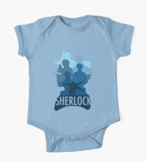 Sherlock ~  A Study to the Fall One Piece - Short Sleeve