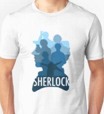 Sherlock ~  A Study to the Fall Unisex T-Shirt
