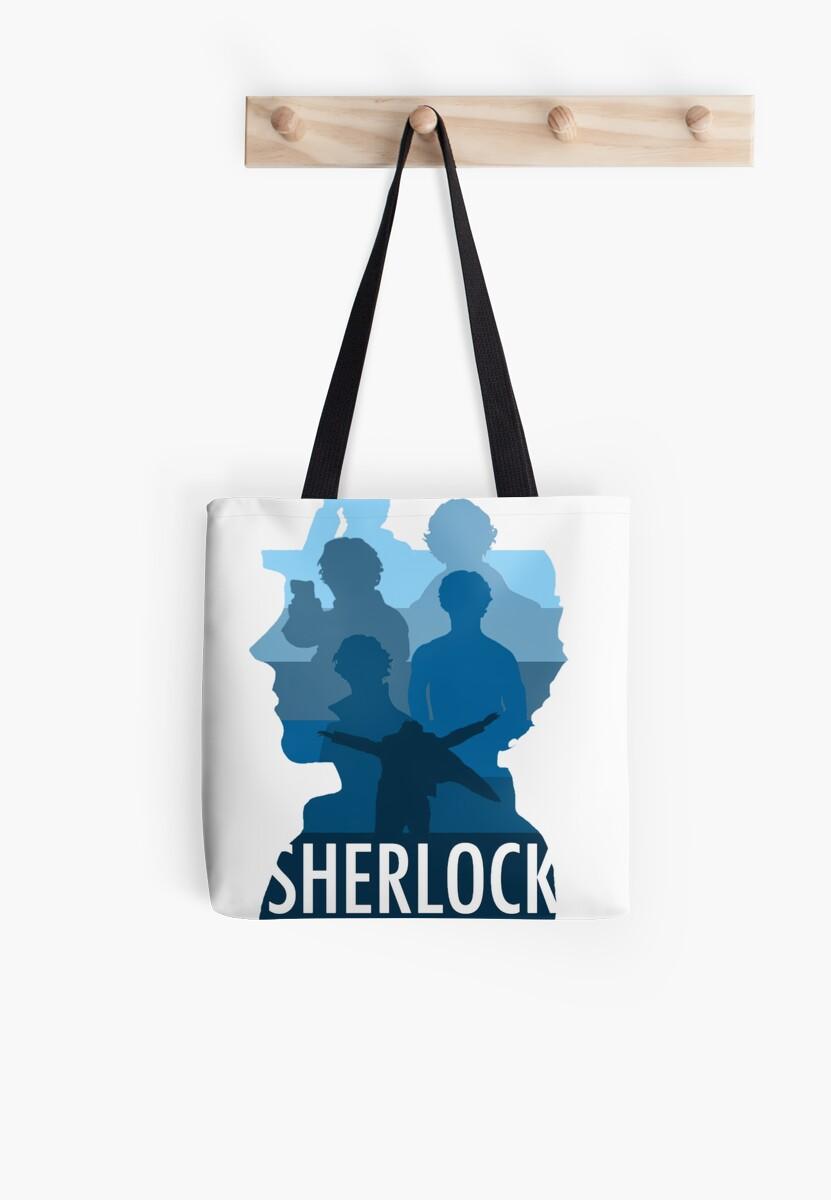 Sherlock ~  A Study to the Fall by Lillian Hong
