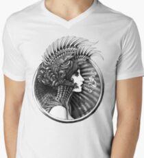 Valkyrie Men's V-Neck T-Shirt
