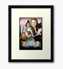 Wizard of Oz Poster Framed Print