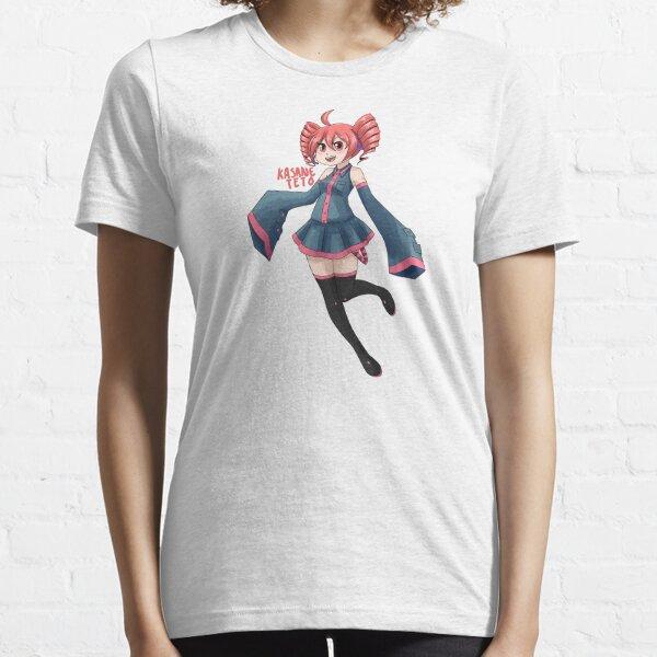 Kasane Teto Essential T-Shirt