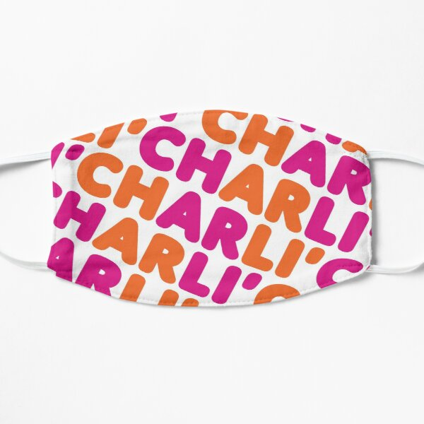 Charli' Dunkin' Pattern Mask
