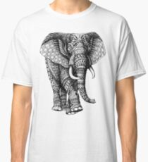 Camiseta clásica Ornate Elephant v.2