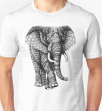 Ornate Elephant v.2 Unisex T-Shirt