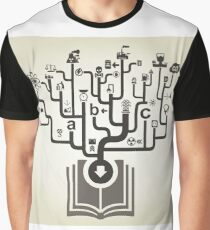 Industry the book Graphic T-Shirt