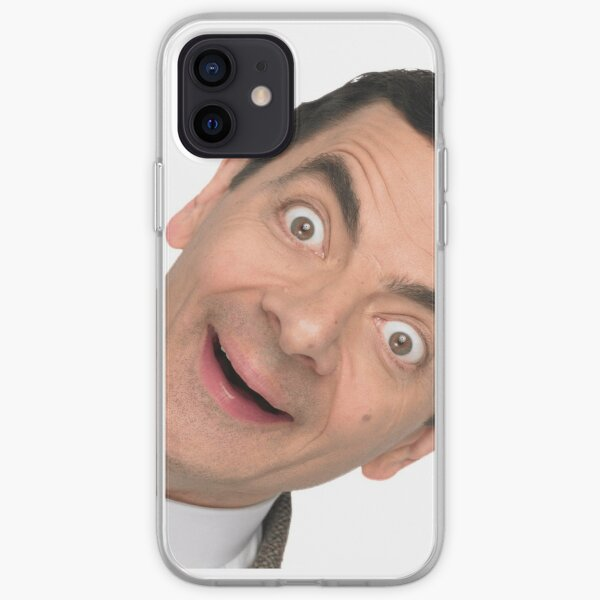 Mr. Bean  iPhone Soft Case