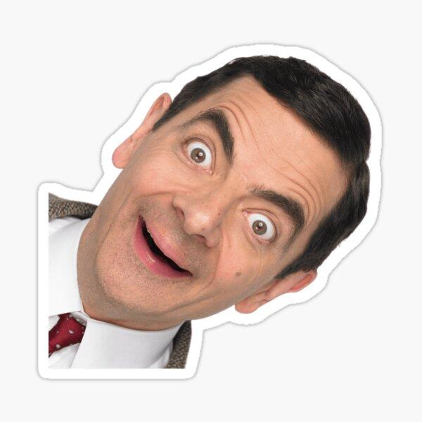 Mr. Bean  Sticker