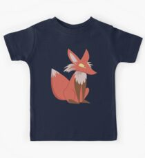 Ren the Red Fox Kids Clothes