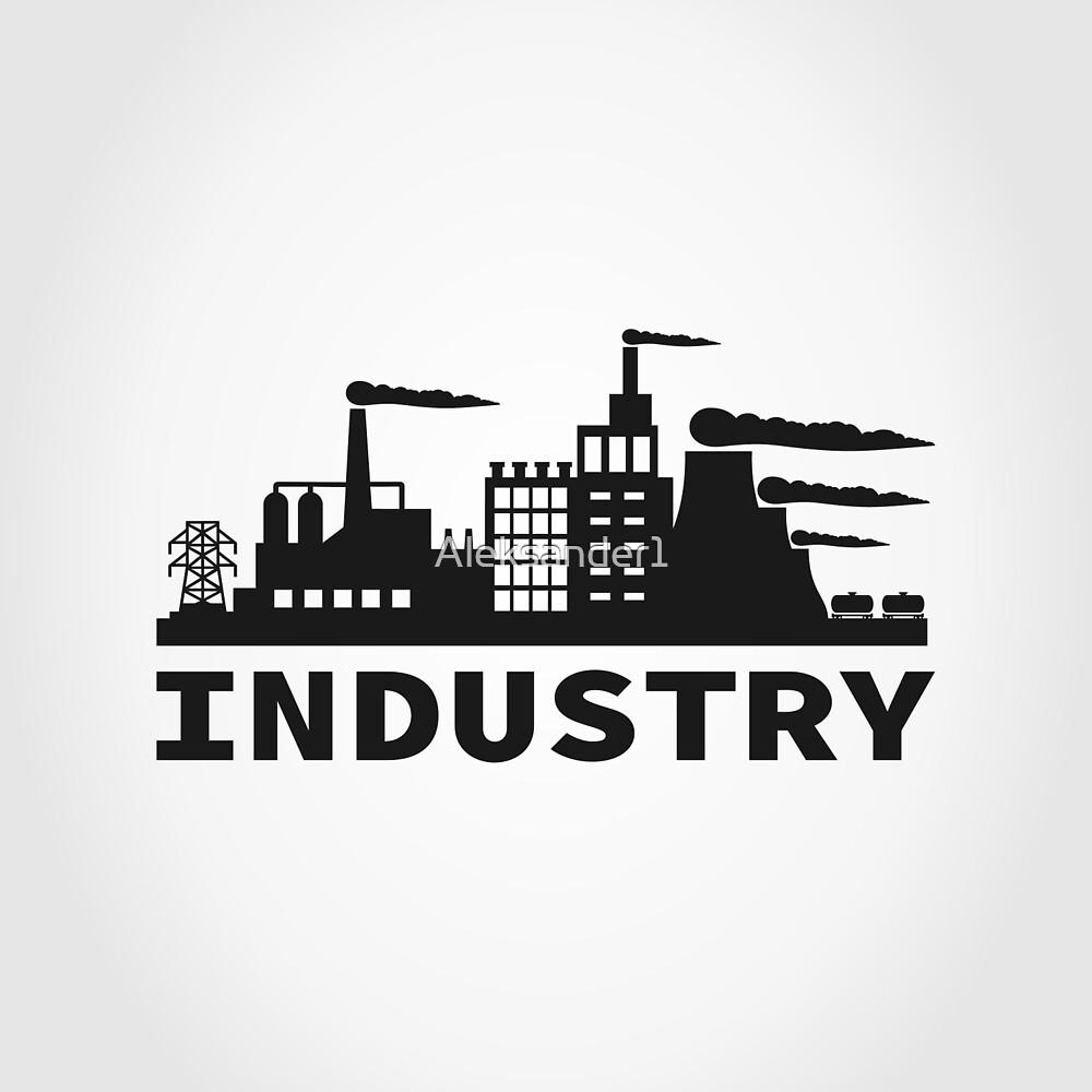 Industry by Aleksander1
