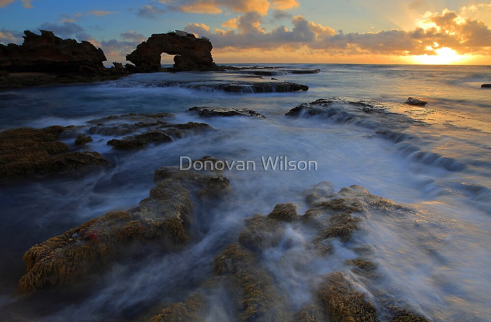 Bridgewater bay . by Donovan Wilson