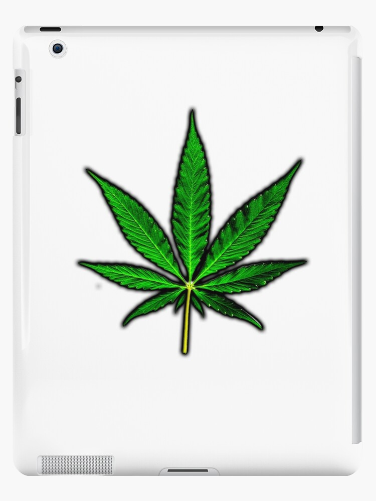 Basic Pot Leaf by CannabisCloth