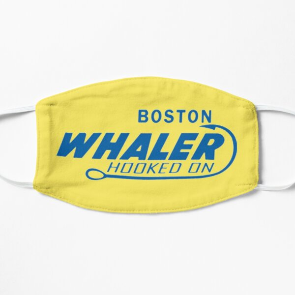 Hooked On with Boston Whaler Flat Mask
