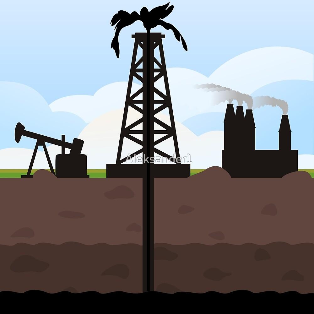 Oil recovery by Aleksander1