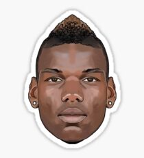 Paul Pogba Sticker