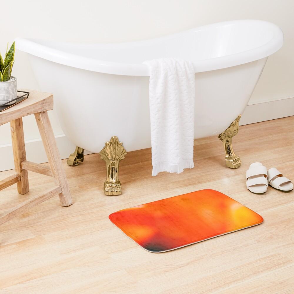 Flower Mystical Bath Mat