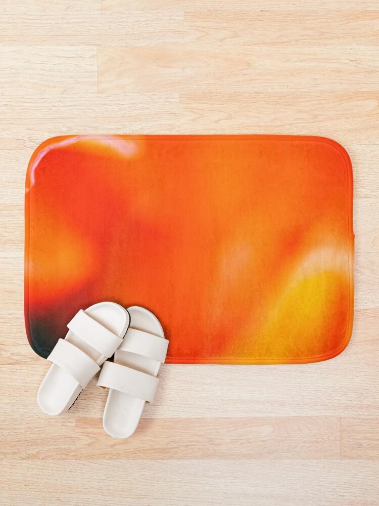 Alternate view of Flower Mystical Bath Mat