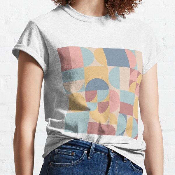 Circles and Squares Classic T-Shirt