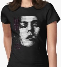 Him Valo Razorblade Tee OPTIMIZED FOR BLACK SHIRTS T-Shirt