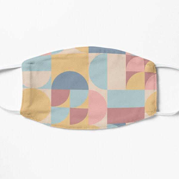 Circles and Squares Flat Mask