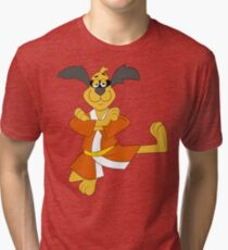 Hong Kong Phooey Tri-blend T-Shirt