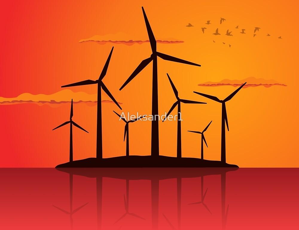Wind power2 by Aleksander1
