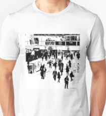 London Commuter Art T-Shirt