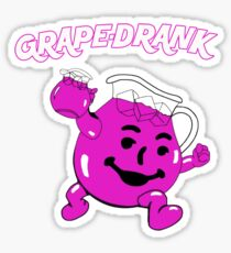 Grape Drank! Sticker