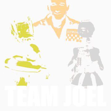 MST3K Team Joel by LiamNeesons