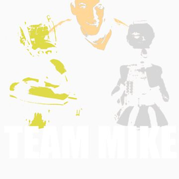 MST3K Team Mike by LiamNeesons