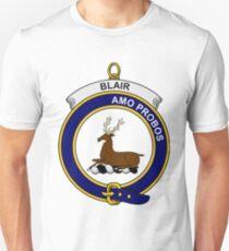 Blair Clan Badge Unisex T-Shirt
