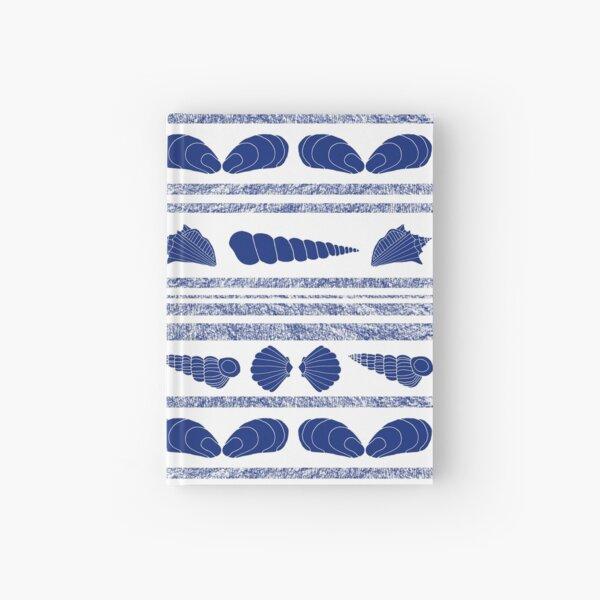 Splendid seashells Hardcover Journal