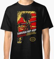 Samurai Hip-Hop Classic T-Shirt