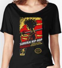 Samurai Hip-Hop Women's Relaxed Fit T-Shirt