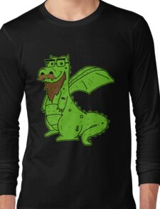 Bearded Dragon Long Sleeve T-Shirt