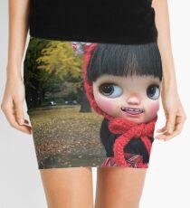 Blythe in Autumn.. Mini Skirt