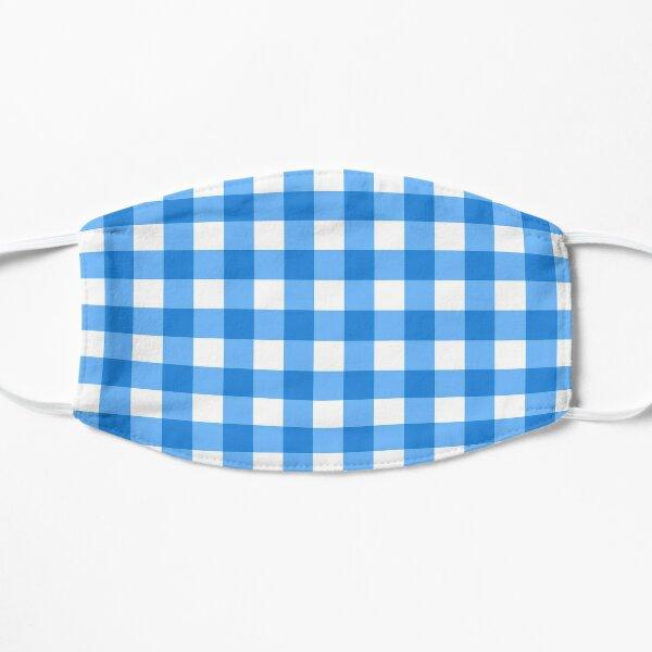 Plaid repeating design  Flat Mask