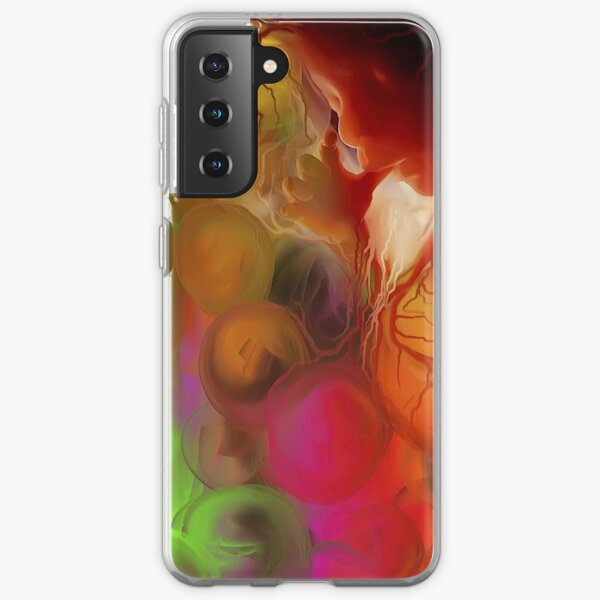 Embryo Samsung Galaxy Soft Case